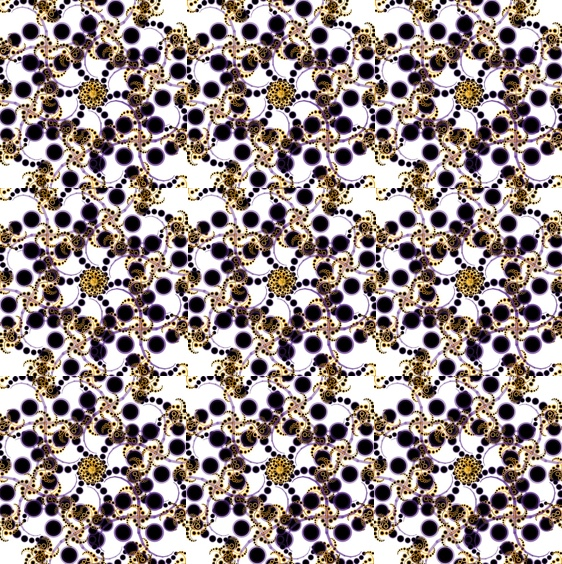 Floral pattern 2.